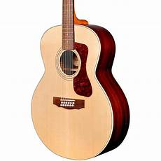 Guild F 1512e 12 String Acoustic Electric Guitar