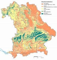 Geologische Karte Bayern
