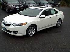 2009 acura tsx tech package youtube