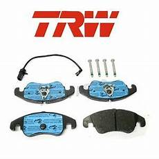 for audi q5 a6 s4 s5 front left right disc brake pad trw gdb1768 ebay