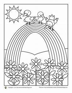 rainbow coloring pages for adults at getcolorings