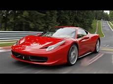 458 italia im sportauto supertest