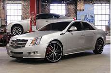 cadillac cts with lexani wheels no limit inc
