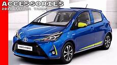 2018 Toyota Yaris Accessories