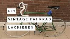 fahrrad lackieren diy vintage fahrrad selbst lackieren diy