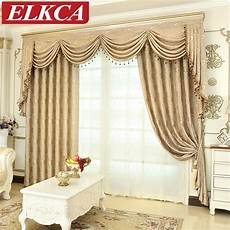 livingroom drapes european luxury window curtains for living room bedroom
