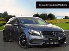 Mercedes A Class A 220 D 4matic Amg Line Premium