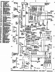 1984 Ford Bronco Wiring Schematic by I A 1985 Ford Bronco Ii V6 2 8l Feedback Carb Eec
