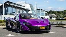 mclaren p1 purple purple mclaren p1 fast acceleration race mode and