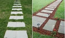 gartenweg anlegen mit 6 verschiedenen anleitungen kiesweg