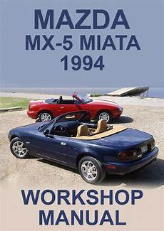 online auto repair manual 1994 mazda mx 5 instrument cluster mazda miata mx5 1994 workshop manual miata miata mx5 mazda miata