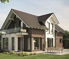 einfamilienhaus mit satteldach moderne einfamilienhaus architektur mit klinker fassade