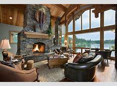 Bigfork Montana's Builder Custom Home Montana Splendor