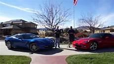 2016 corvette stingray vs 2012 corvette grand sport