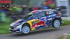 Sebastien Ogier World Rally Chion 2017 Ford Wrc