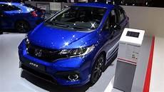 Honda Jazz Dynamic - 2018 honda jazz 1 5 i vtec dynamic exterior and interior