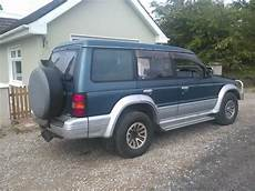 how does cars work 1993 mitsubishi pajero head up display 1993 mitsubishi pajero 25 td 7 seats for sale in kingscourt cavan from snez2