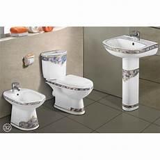 Set Wash Basin Toilet Bidet For Bathroom Fixture