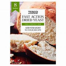 tesco fast dried yeast 56g groceries tesco
