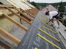 pose ecran sous toiture renovation les r 233 alisations isonorm habitat votre sp 233 cialiste
