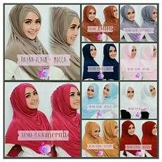 Jilbab Instan Syiria Rayna Plain Modis Cantik Model