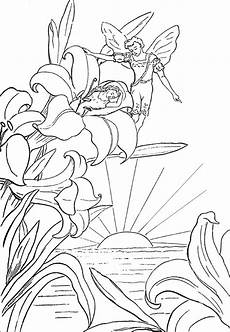 coloring pages of fairies for adults 16630 inkspired musings more fairytale cottages