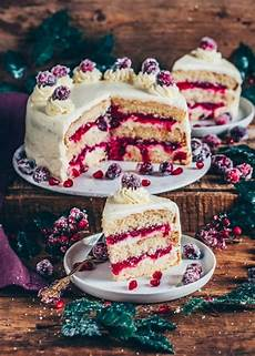 cranberry cake vegan vanilla cake zapatka recipes