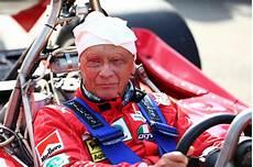 Niki Lauda Reunited With 1976 312t2 In Austria