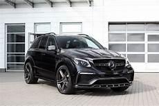Black Mercedes Amg Gle 63 Inferno By Topcar Gtspirit