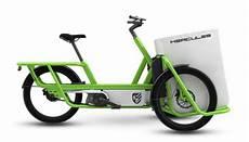 Lasten E Bike - das elektrische lastenbike zum reinlehnen