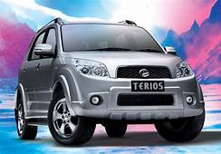 Car Design New Terios Daihatsu