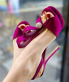 Fuschia Pink Heels Wedding fuschia pink wedding shoes wedding summer and photos