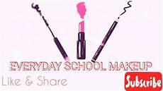 Tutorial Makeup Simple Untuk Anak Sekolah