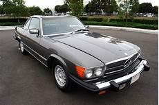 1977 Mercedes 450 Sl W 107 W107 Sl Roadster