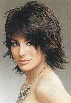 2020 popular shaggy bob hairstyles for thick hair
