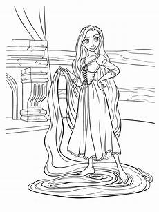 Malvorlagen Rapunzel Zum Ausdrucken Rapunzel Zum Ausmalen Und Ausdrucken