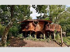 Piggledy Treehouse ? Glamping, luxury and nostalgic