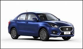 New Maruti Suzuki Dzire 2017 Price In India Variants