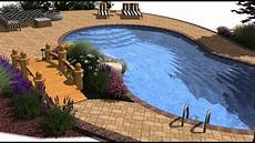 3d swimming pool design getting started tutorial youtube