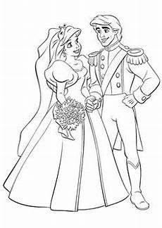 Ausmalbilder Arielle Hochzeit Die 13 Besten Bilder Ausmalbilder Arielle