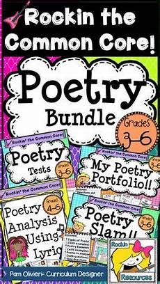 analyzing poetry worksheet 4th grade 25451 pin on writing poetry