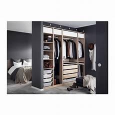 Ikea Schlafzimmer Schrank - kleiderschrank pax eicheneff wlas in 2019 einrichten und