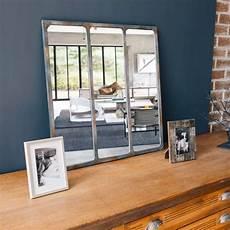 miroir pour fenetre miroir fen 234 tre m 233 tal effet rouille