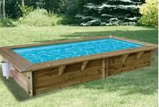 piscines hors sol avec terrasse en bois guide explicatif