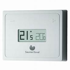 thermostat d ambiance programmable connect 233 migo