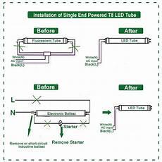 t8 led tube light wiring diagram free wiring diagram