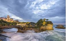a weekend break in biarritz