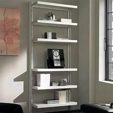 mobile a scaffali scaffale in metallo a muro design moderno in acciaio big 15