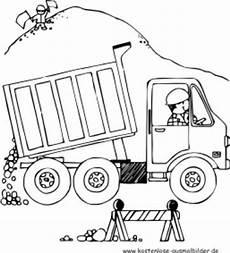 malvorlagen ausmalbilder lastwagen ausmalbilder