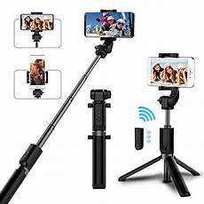 selfie stick boywiner selfie stange stativ mit
